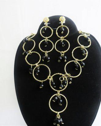 Woven Wirework Jewelry