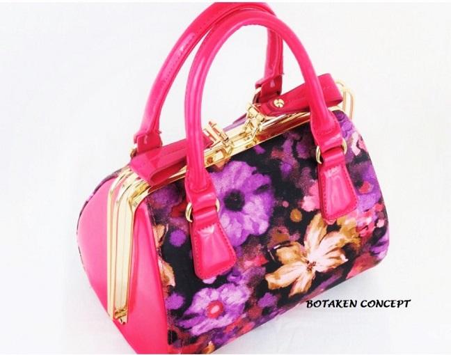 Unique Dahila Handbag