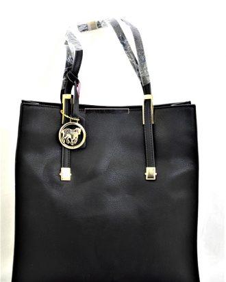 Lillian Treasures Tote Handbag, Black