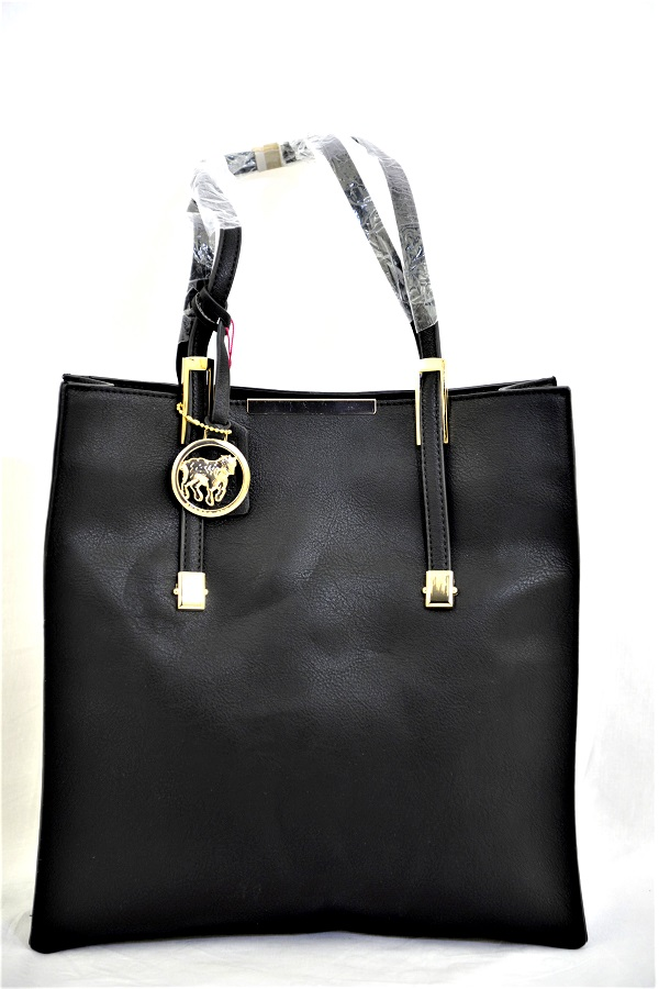 Lillian Treasures Tote Handbag, Black