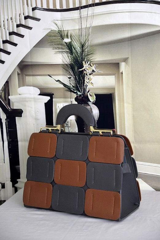 Lillian Treasures Handbag, Brown