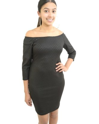 BC BODYCON DRESS.