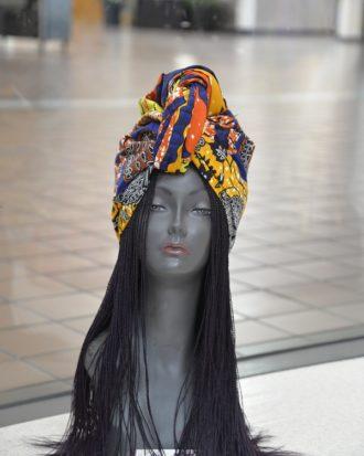 Wakanda Headwrap